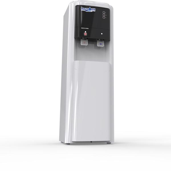 Θερμοψύκτης Νερού Δικτύου με Φίλτρα αντίστροφης όσμωσης CCF4RO