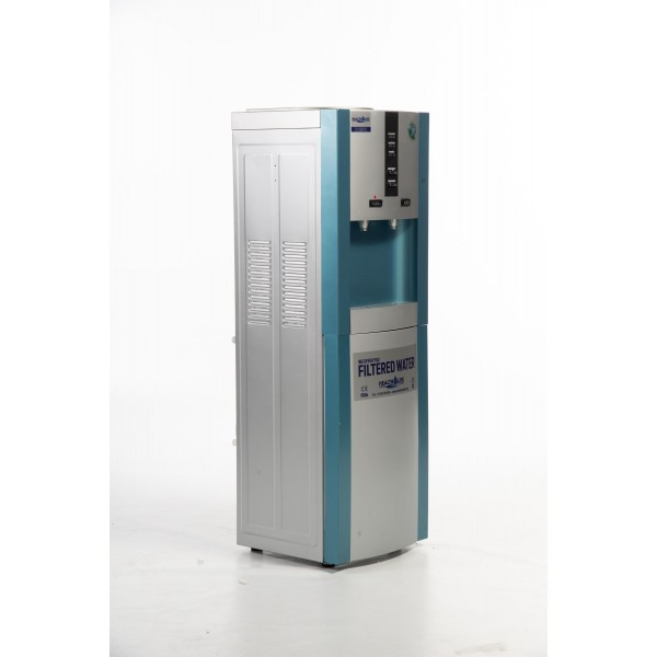 Ψύκτης Νερού Δικτύου Με Φίλτρα Ccrf2 Μπλε