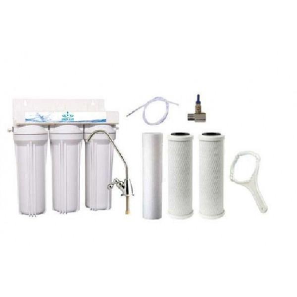 Σύστημα επεξεργασίας νερού τριπλό NETHERLANDS HN3